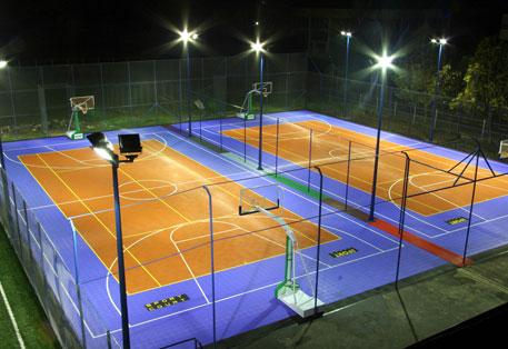 Outdoor Court Lighting Sport court lighting fixtures indoor outdoor tennis court lighting lighting workwithnaturefo